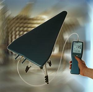 低周波用 ハンドヘルドスペクトラムアナライザ EMF5020